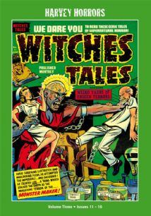 Harvey Horrors Softies - Witches Tales [Vol 3]